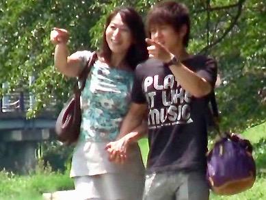 *高垣美和子*母と息子の交尾旅行ww