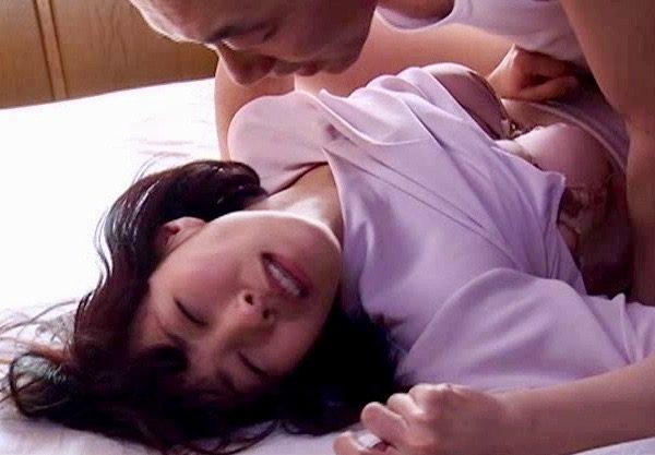 *谷原希美*力任せで寝取られるファックが快感になった人妻ww