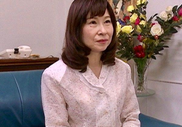 *秋田富由美*孫ほど若いAV男優と43才の年の差寝取られファックww