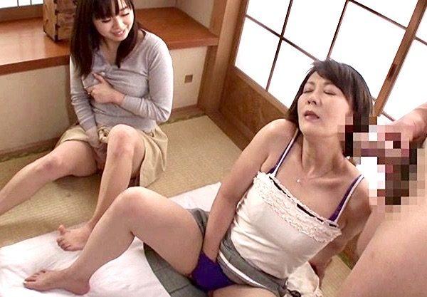 *円城ひとみ*俺の嫁は不妊症‼︎だったらお義母さんを孕ませてみようww