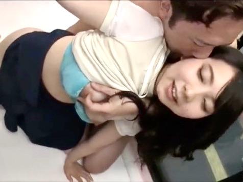 *企画*清楚な女子大生がキス懇願する熱烈なベロチューFUCK!!