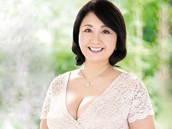 *秋吉慶子*「恥ずかしいですけど、SEXが好きなんです…」爆乳六十路人妻が色情性交に溺れるwww